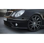 Maxton Design Maxton Design FRONT SPLITTER MERCEDES E W211 AMG FACELIFT