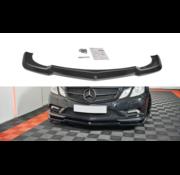 Maxton Design Maxton Design FRONT SPLITTER Mercedes-Benz E-Class W207 Coupe AMG-Line