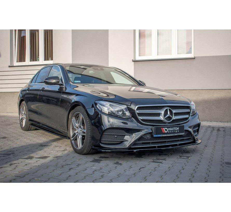 Maxton Design FRONT SPLITTER Mercedes-Benz E43 AMG / AMG-Line W213