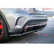 Maxton Design Maxton Design CENTRAL REAR DIFFUSER (WITH VERTICAL BARS) MERCEDES-BENZ GLA 45 AMG SUV (X156) PREFACE