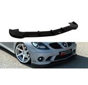 Maxton Design Maxton Design FRONT SPLITTER Mercedes SLK R171 (for Me-SLK -r171-AMG204-f1)