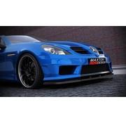 Maxton Design Maxton Design FRONT SPLITTER Mercedes SLK R171 (for Me-SLK -r171-AMG172-f1)