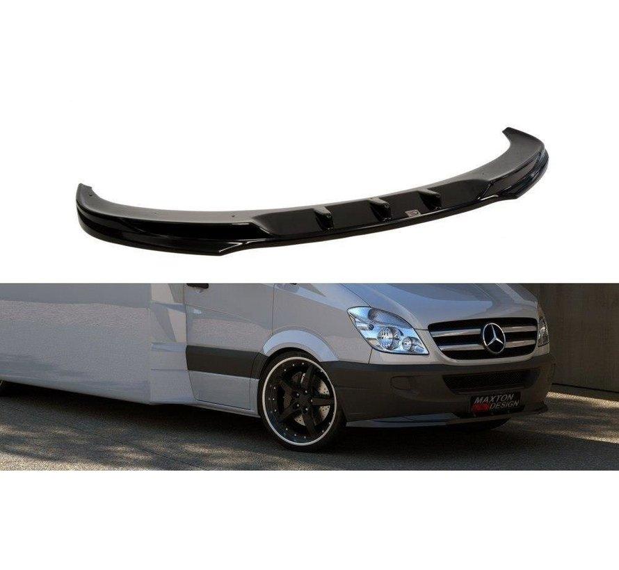 Maxton Design FRONT SPLITTER Mercedes Sprinter Mk2