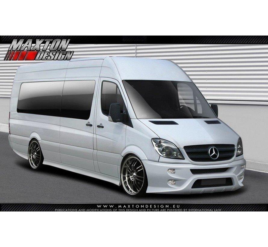 Maxton Design FRONT BUMPER Mercedes Sprinter Mk2