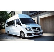 Maxton Design Maxton Design FRONT BUMPER MERCEDES SPRINTER 2013-UP WITHOUT LED