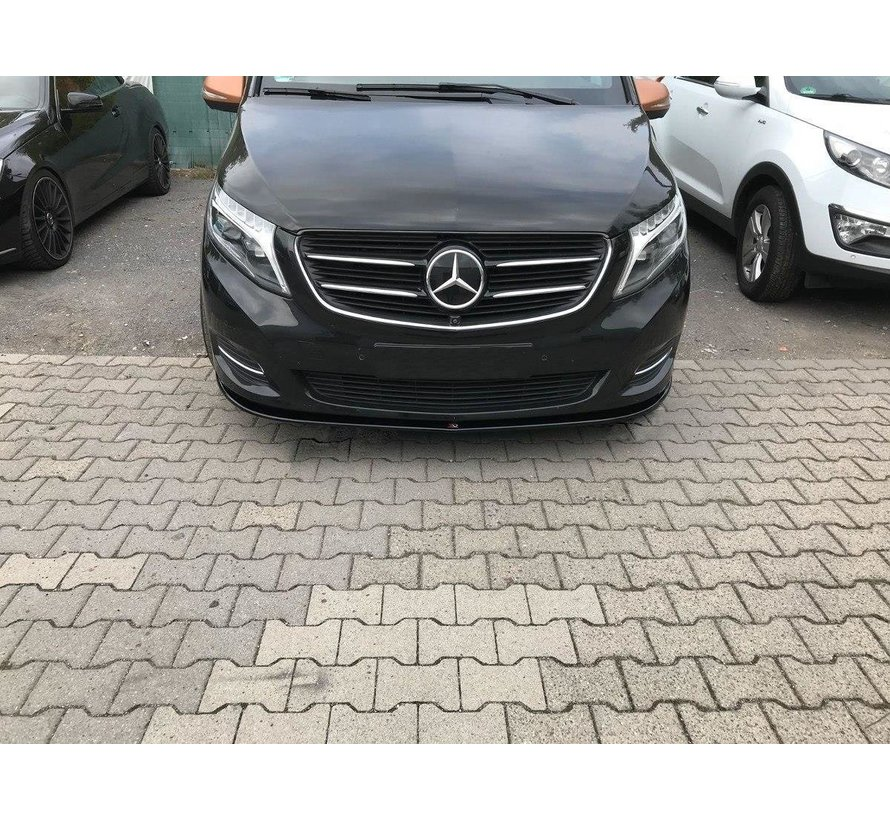 Maxton Design FRONT SPLITTER v.1 Mercedes V-Class W447