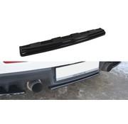 Maxton Design Maxton Design CENTRAL REAR DIFFUSER Mitsubishi Lancer Evo X (without vertical bars)