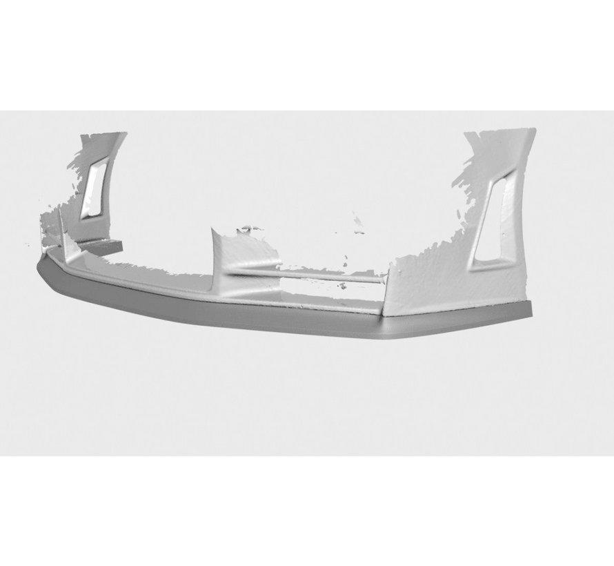Maxton Design FRONT SPLITTER NISSAN SKYLINE R34 Z-TYPE (FOR Z TYPE 1308 BUMPER)