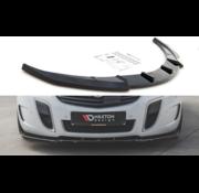 Maxton Design Maxton Design FRONT SPLITTER V.1 Opel Insignia Mk. 1 OPC Facelift