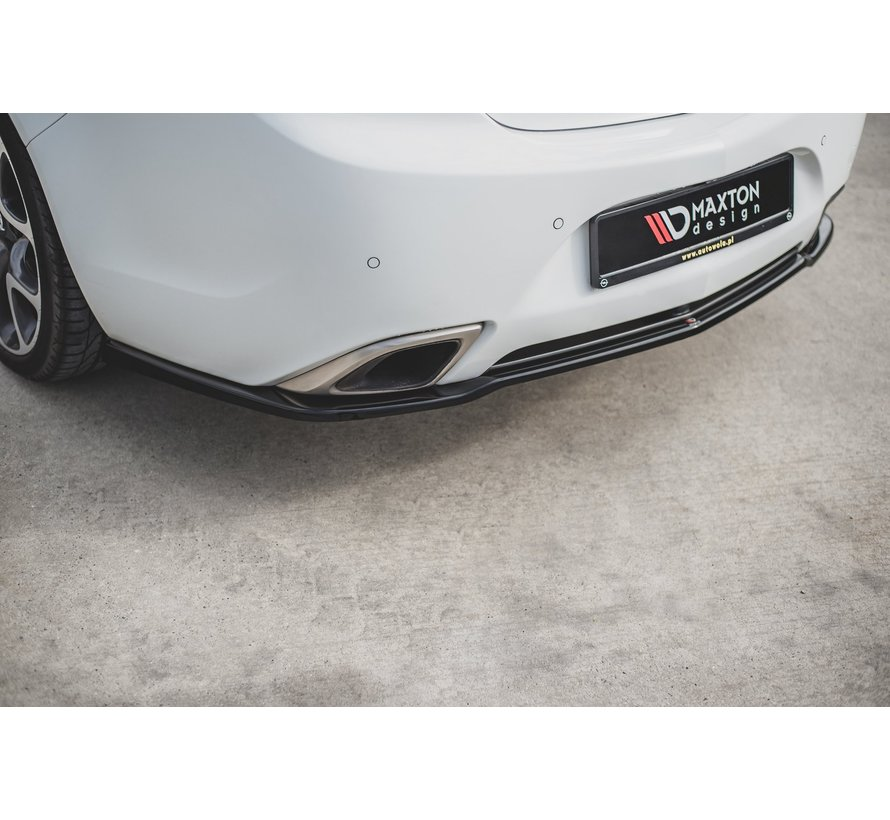 Maxton Design CENTRAL REAR DIFFUSER Opel Insignia Mk. 1 OPC Facelift