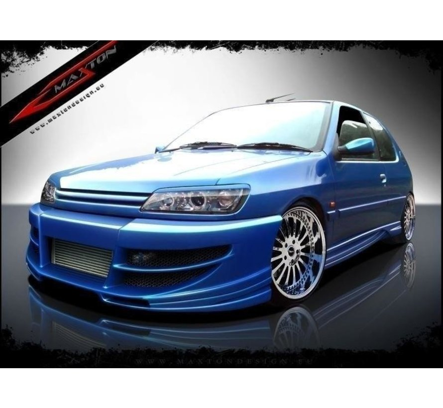 Maxton Design FRONT BUMPER PEUGEOT 306 < INFERNO > PHASE 1