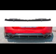 Maxton Design Maxton Design CENTRAL REAR DIFFUSER(with vertical bars)  Peugeot 508 SW Mk2