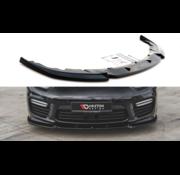 Maxton Design Maxton Design FRONT SPLITTER V.1 Porsche Panamera Turbo 970 Facelift