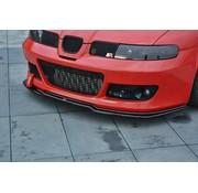 Maxton Design Maxton Design FRONT SPLITTER v.1 Seat Leon Mk1 Cupra