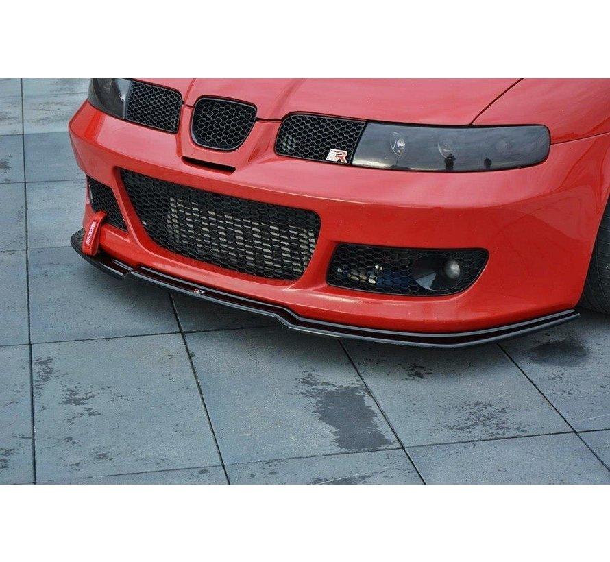 Maxton Design FRONT SPLITTER v.1 Seat Leon Mk1 Cupra