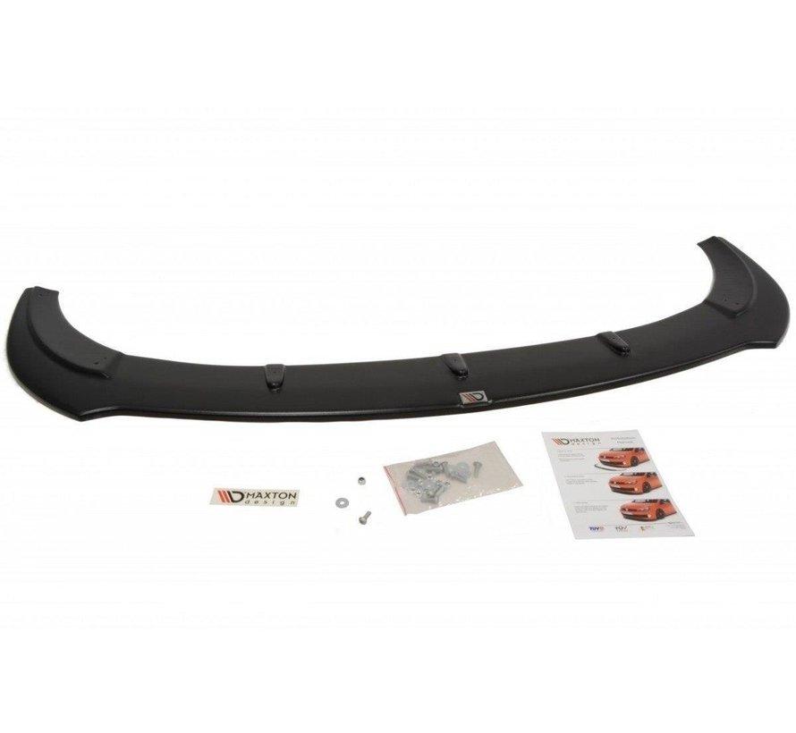 Maxton Design FRONT SPLITTER V.1 SEAT LEON MK2 CUPRA FR (FACELIFT)