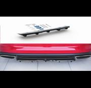 Maxton Design Maxton Design CENTRAL REAR DIFFUSER (with vertical bars) Skoda Kodiaq RS