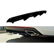 Maxton Design Maxton Design CENTRAL REAR DIFFUSER Skoda Octavia RS Mk3 / Mk3 FL Hatchback / Estate