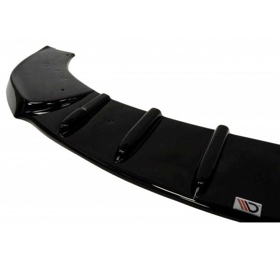 Maxton Design FRONT SPLITTER OCTAVIA 2, FIT ONLY FOR OCTAVIA 2 RS PREFACE MODEL