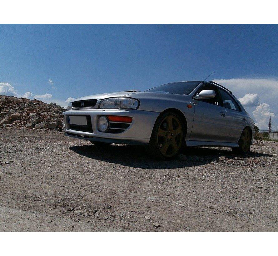 Maxton Design FRONT SPLITTER Subaru Impreza GT