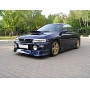 Maxton Design Maxton Design FRONT BUMPER spoiler J-SPEC SUBARU IMPREZA MK1 (1997-2000 GT / WRX / STI)