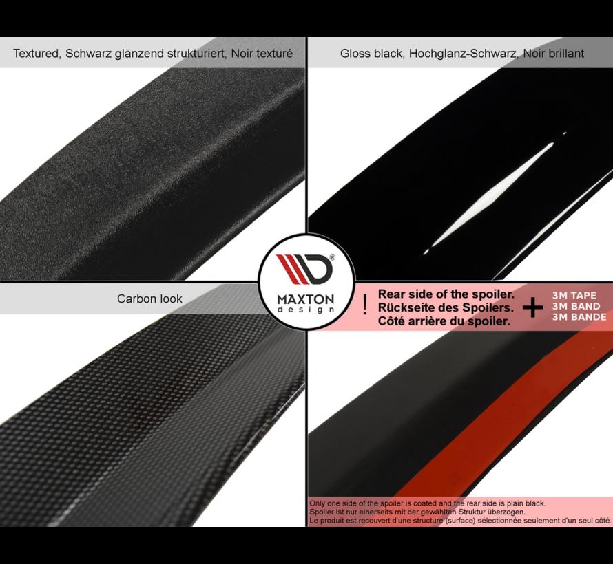 Maxton Design Maxton Design Spoiler Extension SUZUKI SWIFT 6 SPORT