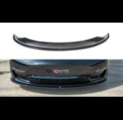 Maxton Design Maxton Design FRONT SPLITTER Tesla Model 3