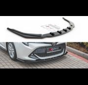 Maxton Design Maxton Design FRONT SPLITTER V.1 Toyota Corolla XII Touring Sports/ Hatchback