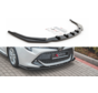 Maxton Design FRONT SPLITTER V.1 Toyota Corolla XII Touring Sports/ Hatchback