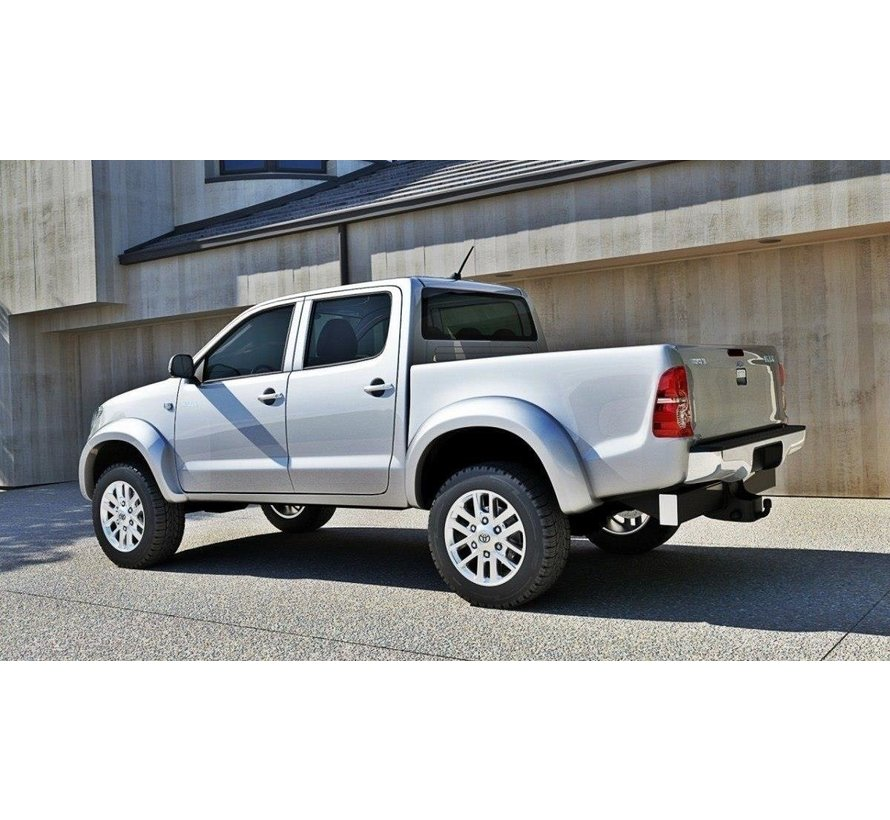 Maxton Design FENDERS EXTENSIONS TOYOTA HILUX MK7 2012 - 2015