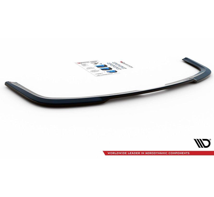 Maxton Design CENTRAL REAR DIFFUSER Volkswagen Caddy Mk. 4