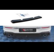 Maxton Design Maxton Design CENTRAL REAR DIFFUSER Volkswagen Golf 8 GTI
