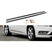Maxton Design Maxton Design SIDE SKIRTS DIFFUSERS Vw Passat B7 R-Line