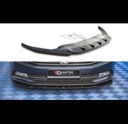 Maxton Design Maxton Design FRONT SPLITTER V.1 Volkswagen Passat B8