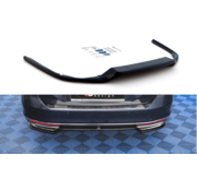 Maxton Design Maxton Design CENTRAL REAR DIFFUSER Volkswagen Passat B8