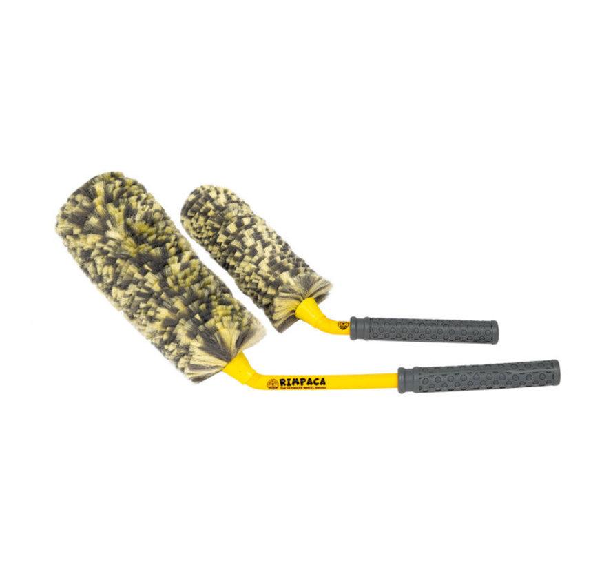 Chemical Guys – Rimpaca Reach Around wheelbrush set 2 STUKS