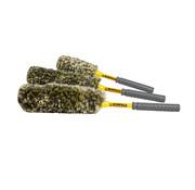 Chemical Guys Chemical Guys – Rimpaca Ultimate Wheel Brush set 3 STUKS