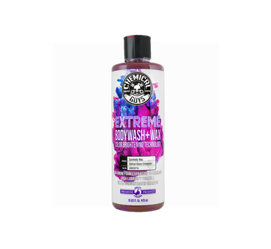 Chemical Guys – Extreme Bodywash&Wax