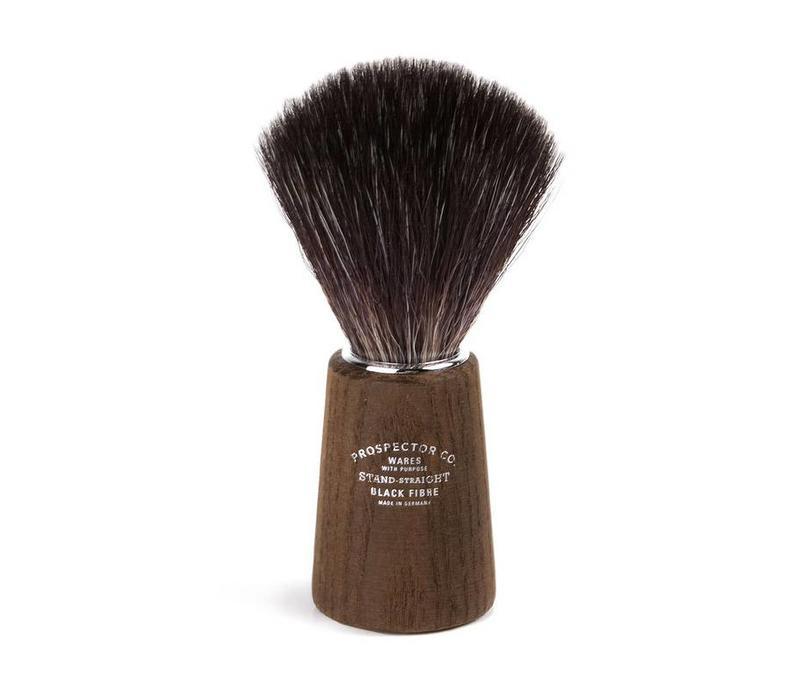 Scheerkwast Black Fibre® - Acacia Wood