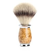 Scheerkwast Silvertip Fibre® - Maserbirke