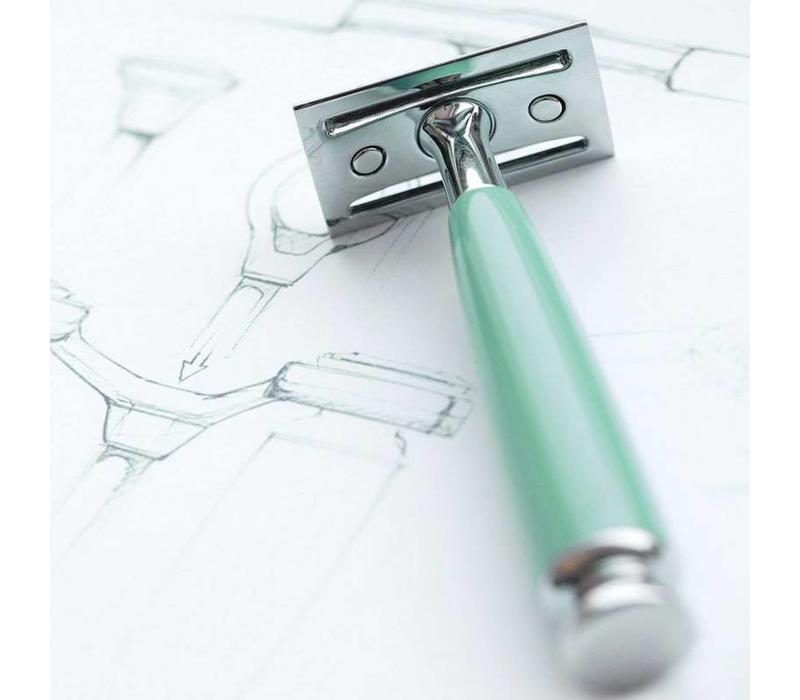 Safety Razor - Licht Groen