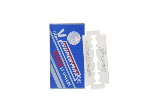 10 Supermax Scheermesjes