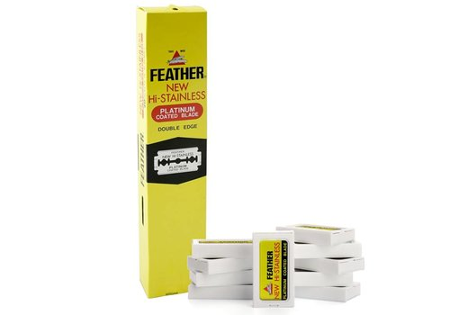 Feather 200 Double Edge Blades