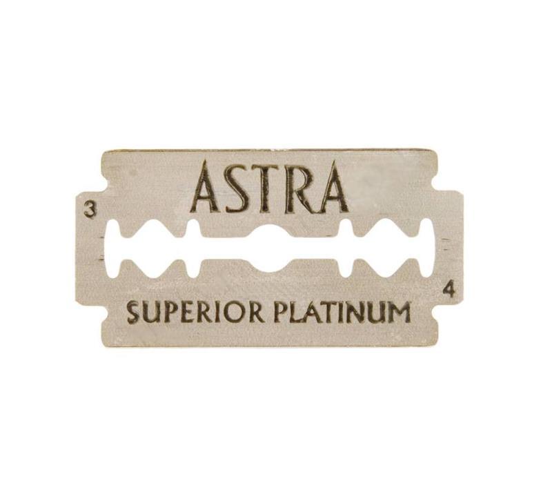 5 Astra Scheermesjes