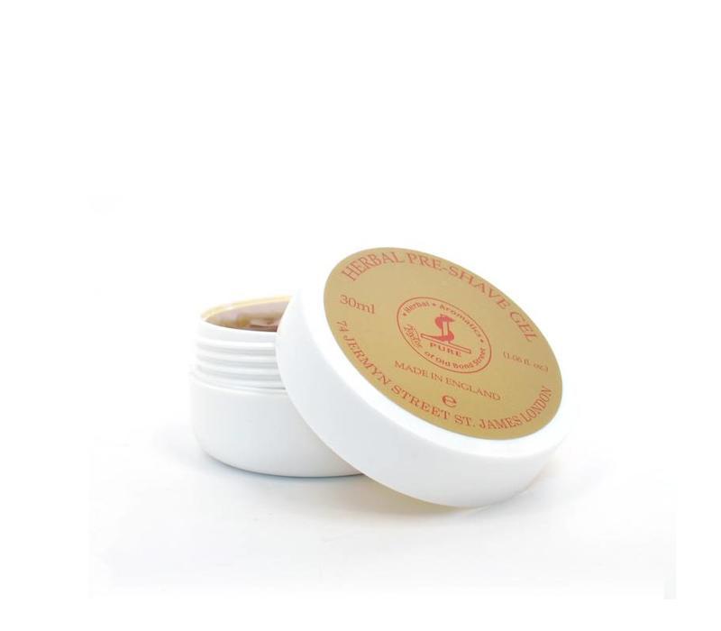 Pre shave Gel Herbal 30ml