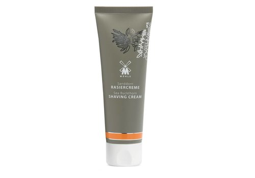 MÜHLE Sea Buckthorn Scheercrème 75ml