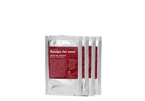 Recipe For Men Under Eye Patches (4 pcs)
