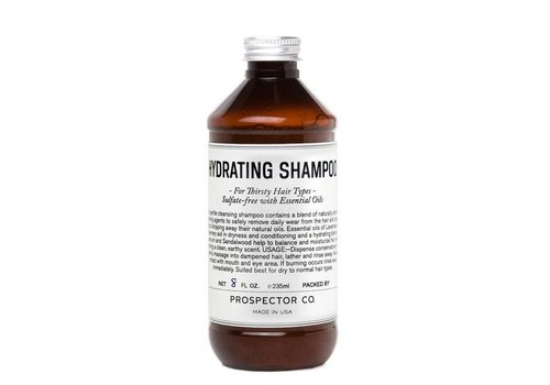 Prospector Co. Hydrating Shampoo 236ml