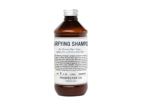 Prospector Co. Clarifying Shampoo 236ml