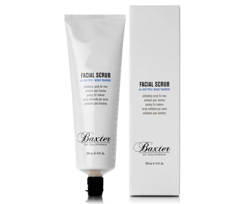 Facial Scrub 120ml